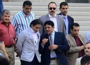 «عز» يطعن على قرار استبعاده.. ومحاميه يطالب بردّ هيئة المحكمة