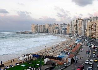 لجنة للتعرف على أسباب انتشار الديدان في شاطئ بالإسكندرية