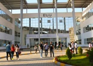 إقبال كثيف على كليات الجامعة المصرية الصينية