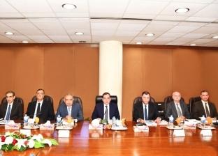 وزير البترول يترأس أعمال الجمعية العامة لشركة «بترول أبوقير»