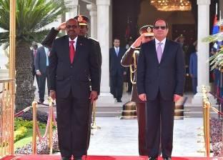 السيسي يرسخ لعلاقات الأخوة بين مصر والسودان في ذكرى تحرير طابا