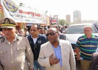 تحرير 645 مخالفة مرافق وإشغالات و69 قضية تموينية في حملة بالغربية