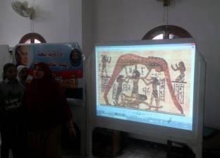 بالصور| الأم في مصر القديمة احتفالية بقصر ثقافة طنطا