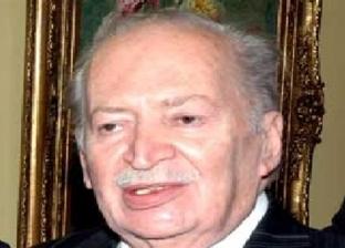 خالد جلال أول حضور صلاة الجنازة على سمير خفاجي
