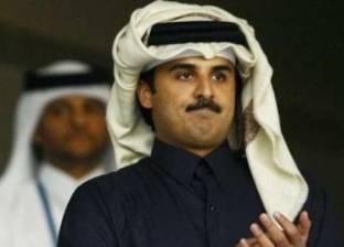 """تميم بن حمد على غلاف """"يسرائيل هيوم"""": حفلة قطر التنكرية"""
