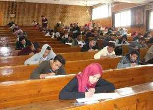 بدء امتحانات الفصل الدراسي الأول بـ8 كليات في جامعة المنيا