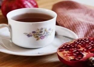 الرمان والشاي الأخضر يحميان الخلايا من الشيخوخة
