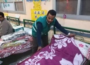 """تسكين الأسر المتضررة من سقوط عقار """"العجمي"""" بفصول مدرسة بـ""""الدخيلة"""""""