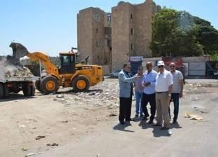 محافظ الإسماعيلية: تفعيل منظومة النظافة العامة استعدادا للعيد
