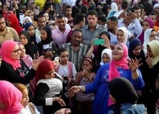 أول أيام العيد: الملايين فى الحدائق والمتنزهات