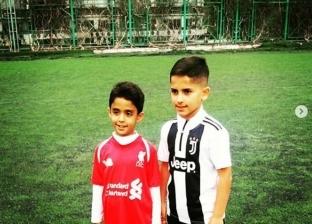 """تعرف على """"محمد صلاح الإيراني"""".. عمره 8 سنوات ويتحدى الأطفال"""
