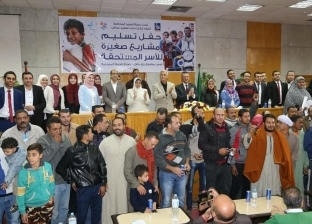 """تسليم 51 مشروعا ضمن """"رزق حلال 3"""" على الأسر الأكثر احتياجا في المنوفية"""
