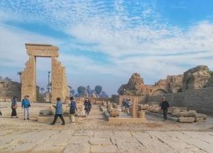 مدير معبد دندرة: تخفيض رسوم المناطق الأثرية للأفارقة طوال أمم أفريقيا