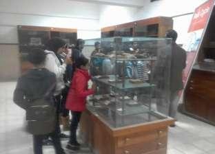 بالصور | استمرار فعاليات برنامج جامعة الطفل في جامعة قناة السويس