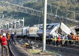 إصابة 17 سائحا تايوانيا في حادث تصادم قطار وحافلة بسويسرا