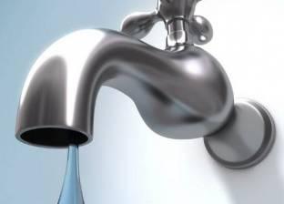 انقطاع المياه عن 12 منطقة في الجيزة الجمعة المقبل.. تعرف عليها