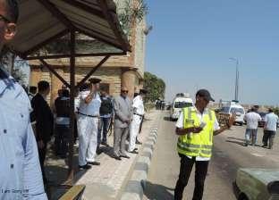 ضبط 478 مخالفة مرورية في مرسى مطروح