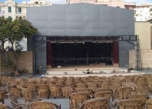 """كان """"ميت إكلينيكيا"""".. معلومات عن مسرح """"محمد عبد الوهاب"""" قبل افتتاحه"""