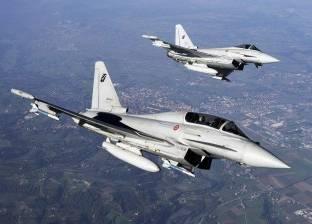 """توقيع اتفاق لشراء 48 طائرة """"يوروفايتر تايفون"""" بين السعودية وبريطانيا"""