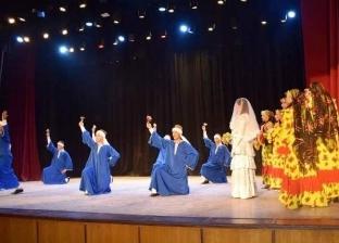 الشرقية للفنون الشعبية تشارك في مهرجان ملتقى الحضارات بالأردن