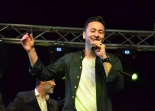 حمادة هلال يحيي حفلا في المنصورة بمناسبة شم النسيم