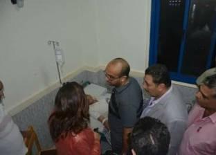 بسبب تدني مستوى النظافة.. إحالة مسؤولي مستشفى كفر سعد بدمياط للتحقيق