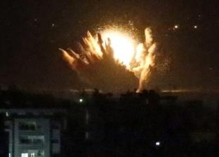 شهيد ثان في قطاع غزة بعد القصف الإسرائيلي