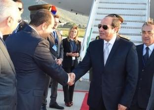 آخرها مؤتمر باليرمو.. تعرف على الجهود المصرية في حل أزمة ليبيا