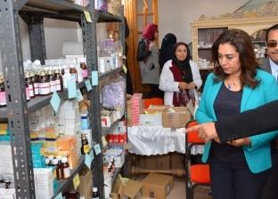 محافظ دمياط تعلن فتح مكتب صحة دولي لتطعيم الحجاج والمعتمرين