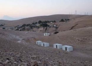 شيدت وهدمت في يومين.. تعرف على قرية الوادي الأحمر الفلسطينية