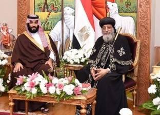 حليم: بن سليمان أكد أهمية الكنيسة كطرف تعاون مع الأزهر في نشر التسامح