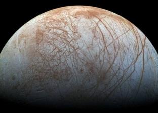 """تابع للمشترى.. ناسا تستعد لاستكشاف القمر """"أوروبا"""" الصالح للحياة"""