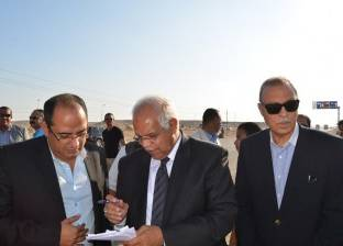 وزير النقل: دراسة إنشاء طريق دائري حول مدينة الزقازيق