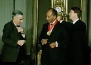 ابنة شقيق السادات: الزعيم الراحل أخذ حقه أخيرا بـ«ميدالية الكونجرس»