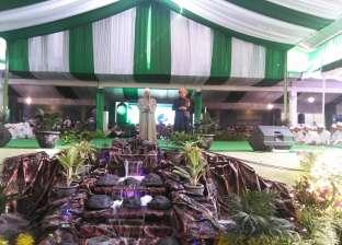 وفد منظمة خريجي الأزهر بأندونيسيا يشارك في احتفالات نهضة الوطن