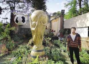 «كأس العالم» و«أفريقيا» فى معرض البطولات (الزهور سابقاً)