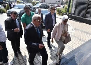 وزيرة الصحة تتابع تطبيق التأمين الصحي الشامل الجديد ببورسعيد
