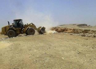 محافظ الإسكندرية يكلف القيادات التنفيذية بالتعامل بقوة خلال الإزالات