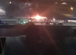 """مصدر أمني: صوت """"انفجار المريوطية"""" سببه تصادم سيارة"""
