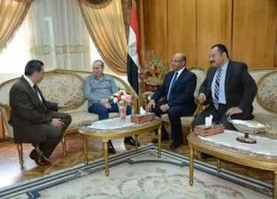 بالصور| ترقيةرئيس محكمة دمياط لمنصب مساعد وزير العدل لشؤون الشهر العقاري