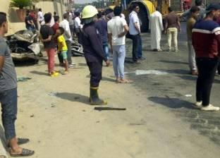 """إصابة سيدتين في حادث مروري بطريق """"الإسكندرية – مطروح"""""""