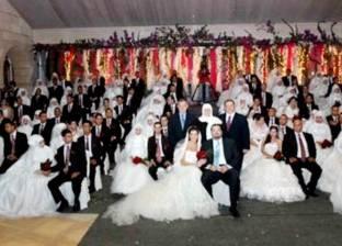"""""""الأورمان"""" تدعم زواج 892 يتيمة في كفر الشيخ"""