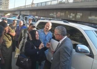 محافظ المنيا يعتمد الزيادة الجديدة لتعريفة الأجرة