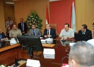 محافظ كفر الشيخ: لا يمكن تجاوز التشريعات المالية وتأشيرات الموازنة