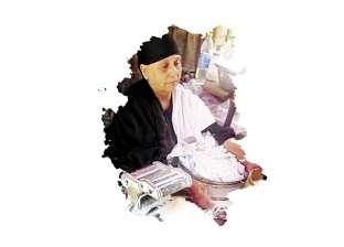 «شبرا الخيمة» شاهدة على «إنصاف»: 25 سنة ببيع «مخروطة» لأجل أحفادى