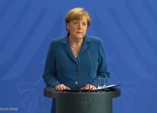 المستشارة الألمانية تلتقي سفيرة النوايا الحسنة لكرامة الناجين من الاتجار في البشر