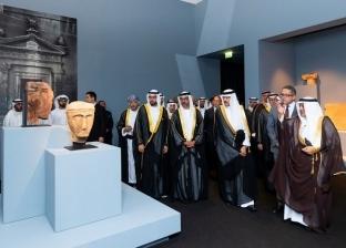 """محطته القادمة بمصر.. معرض آثار السعودية في ضيافة """"لوفر أبوظبي"""""""