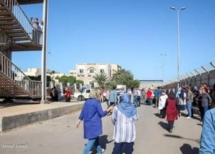 38824 طن قمح رصيد صومعة القطاع الخاص في ميناء دمياط
