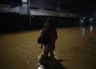 فيضانات الهند تنذر بكارثة مع ارتفاع عدد القتلى