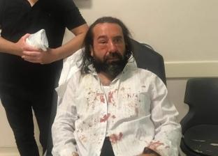 فيديو وصور| اعتداء غاشم لأنصار أردوغان على رجل أعمال معارض